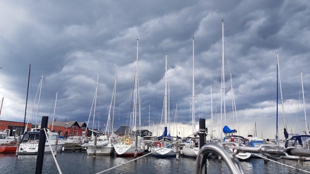 bådplads